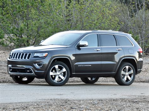 Jeep Cherrokee 2016 Jeep Grand Overview Cargurus