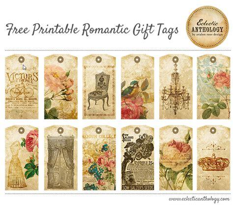 vintage christmas gift tags printable free 7 best images of vintage rose gift tags printable free