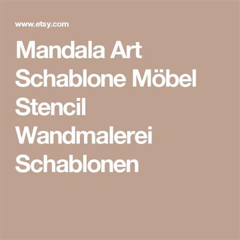 schablonen für wandmalerei mandala style stencil furniture stencil wall painting