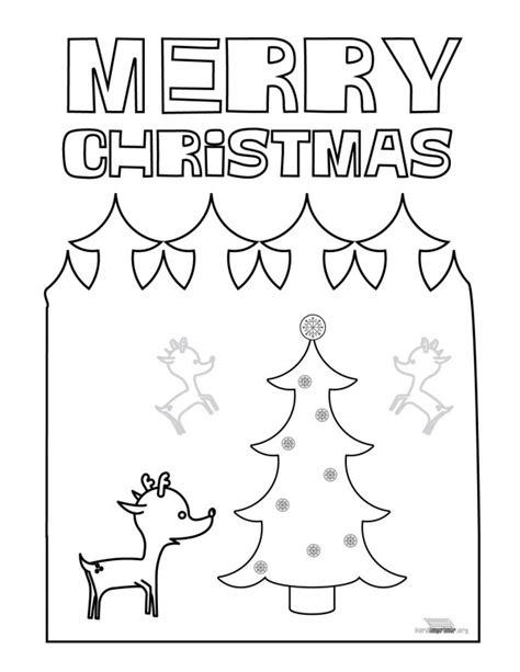 imagenes navideñas ingles im 225 genes para colorear de quot merry christmas quot colorear