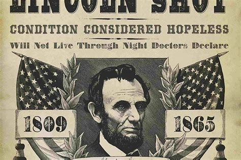 what year was lincoln assasinated abraham lincoln assassination anniversary how the day was