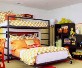 Coordinating Bedding For Shared Room 22 Creative Clever Shared Bedroom Ideas For Kids Jenna
