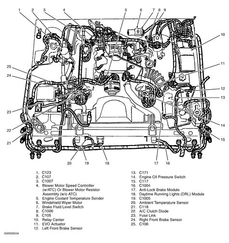 2001 Grand Marquis Engine Diagram Wiring Library