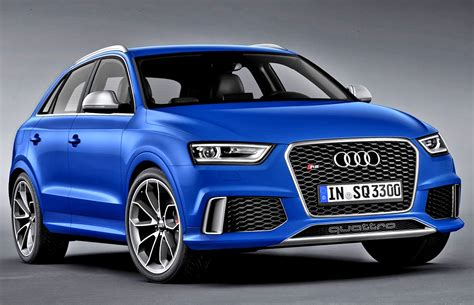 Audi Rs by Rs Q3 News