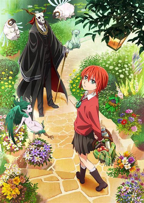 braut des magiers erstes promo video zum anime prequel von die braut des magiers