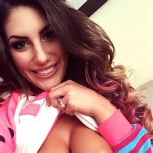 august ames has amazing all talents that