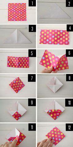 Basteln Weihnachten Mit Kindern 3629 by Origami Diamant Origami Und Anleitungen