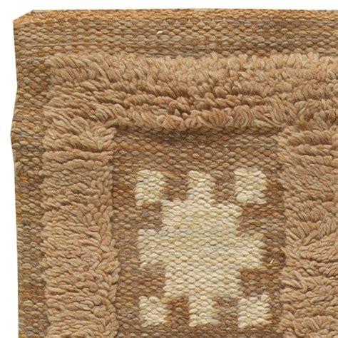 swedish rug vintage swedish pile rug bb5456 by doris leslie blau