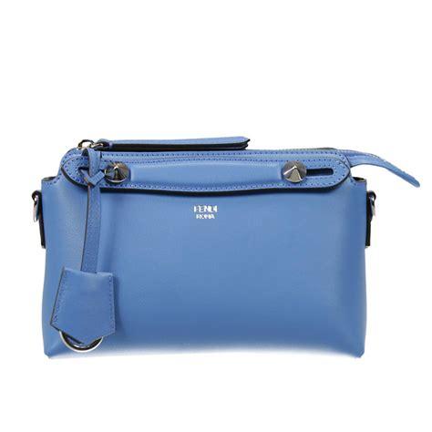 Size 19x12x9 fendi s handbag in blue lyst