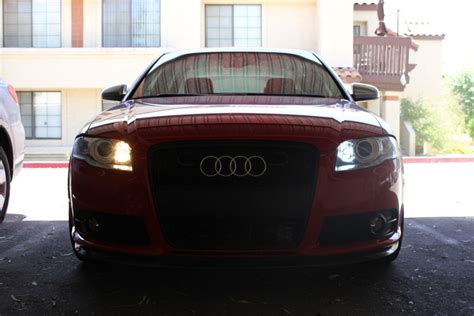 B7 Audi A4, S4 and RS4 LED Daytime Running Lights (DRL) ? Nick's Car Blog