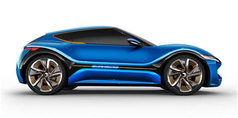Future Electric Vehicles 2015 Quantino El Coche El 233 Ctrico Con 1 000 Km De Autonom 237 A