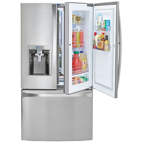 Kenmore Elite Door Refrigerator by Kenmore Elite 74033 29 6 Cu Ft Door Bottom