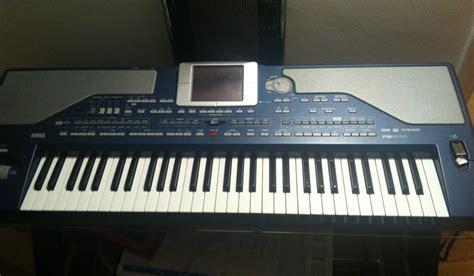 Keyboard Korg Pa800 korg pa800 image 483978 audiofanzine