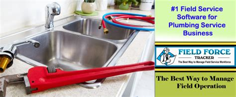 1 field service software for plumbing companies