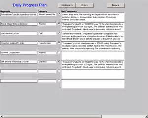 Mental Health Progress Note Template by Setma Epm Tools Hospital Daily Progress Note Tutorial