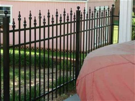 Imperial Garden Chattanooga by Chattanooga Aluminum Fence Bryant Fence Company