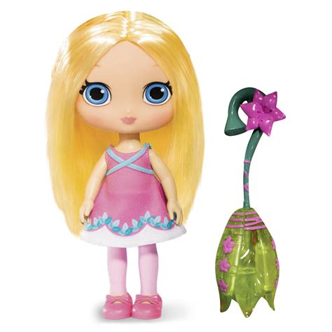 dolls that light up nickelodeon 8 quot posie doll with light up broom toys