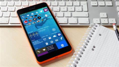 windows 10 wallpaper for lumia 640 xl windows 10 mobile im praxis test computer bild
