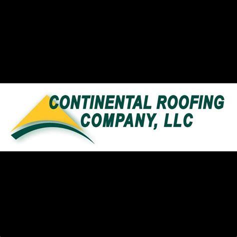 continental roofing company llc stores al