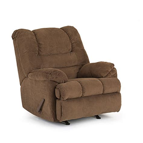 Big Lots Recliner by Chion Mocha Recliner