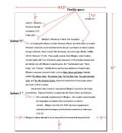 College Essay Format by Essay Title Page