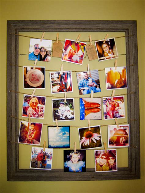 diy poster frame 26 diy picture frame ideas guide patterns