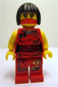 brick brown fox lego ninjago 2172
