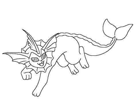 pokemon vaporeon coloring pages coloring book pikachu pokemon vaporeon coloring pages coloring pages