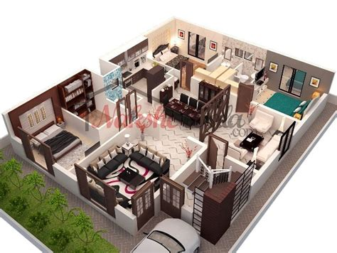 floor plan 3d house building design 3d floor plans 3d house design 3d house plan customized