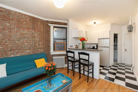 Three Bedroom Apartments In Nyc | nyc apartment brick urban loft style apartment for big