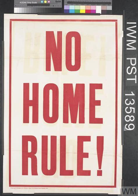 no home rule iwm pst 13589