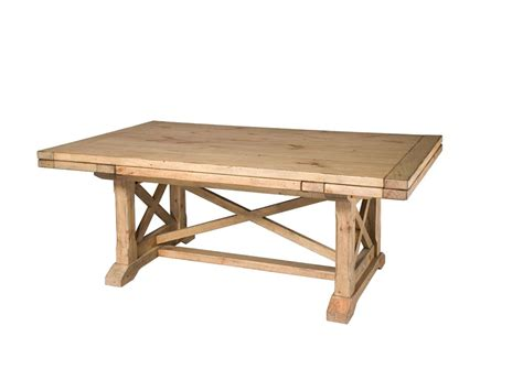 Trestle Dining Room Table by Kincaid Furniture Dining Room Refractory Trestle Table 33