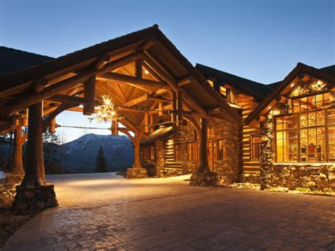 Luxury Cabin by Luxury Log Cabin Home Luxury Log Cabin Homes Interior Log
