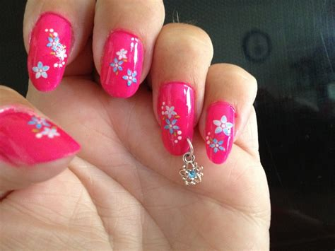 nail piercings the new must trend nail jewellery