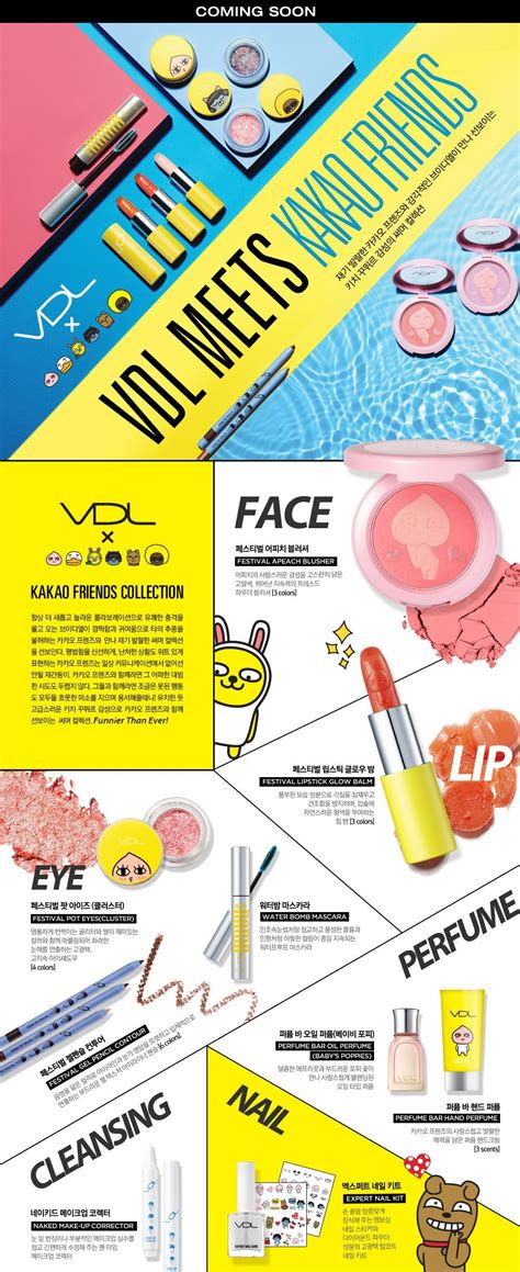 Vdl Makeup Corrector vdl x kakao friends festival apeach blusher review and