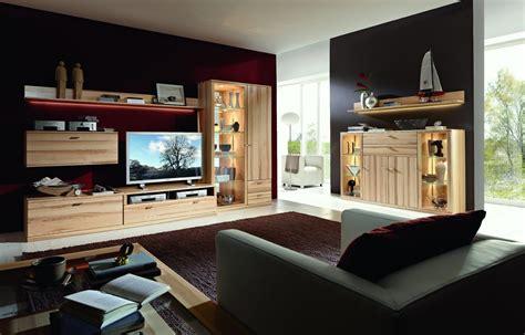 wohnzimmer holzmöbel wohnzimmer allegro holz m 246 bel und k 252 chen petsch