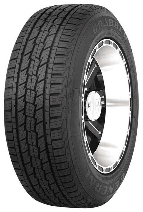 Llanta General Tire Grabber HTS 245/70 R17 108T |Neumaket