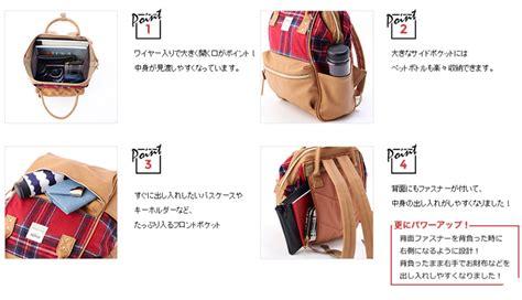 Restok Best Seller New Handbag Bovis Unisex W 168040 113 1 japan anello original backpack rucksack emporium checker unisex bag cus ebay