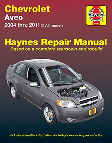 service manual best car repair manuals 2005 chevrolet cavalier electronic toll collection haynes manuals haynes repair manual for chevrolet aveo 04 11 24013 software automotive