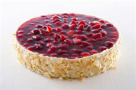 Erdbeer Biskuit Torte Kuchen Macht Gl 252 Cklich