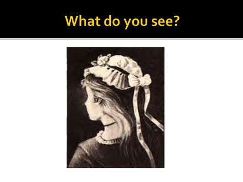 Do You See What I See Part Two by What Do You See Ppt