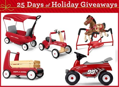 Radio Flyer 25 Days Of Giveaways - radio flyer 25 days of holiday giveaways thrifty momma ramblings