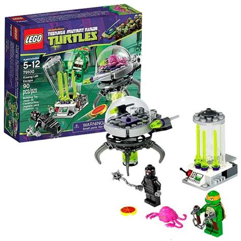Lego Tmnt 79100 Kraang Lab Escape mutant turtles fan site mutant turtles tmnt news