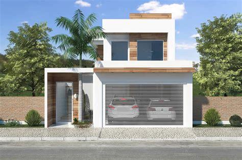 fotos casas de co planta de sobrado varanda gourmet projetos de casas