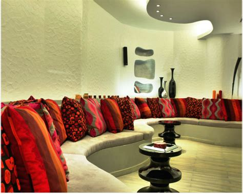 decoration salon marocaine moderne