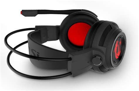 Headset Msi msi gaming headset ds502 ds502 gaming g 252 nstig im