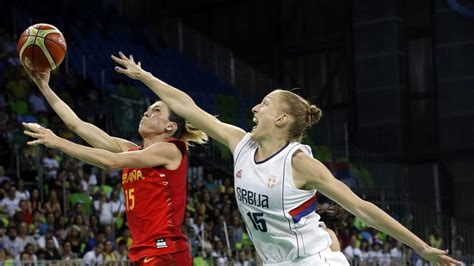 Serbia Elveia Baloncesto Femenino Espa 241 A Serbia En Directo