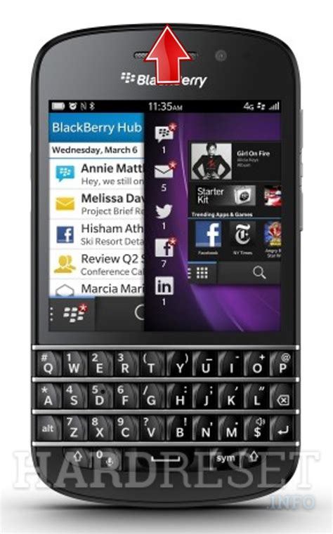 Soft Reset Blackberry Q10 | blackberry q10 how to hard reset my phone hardreset info