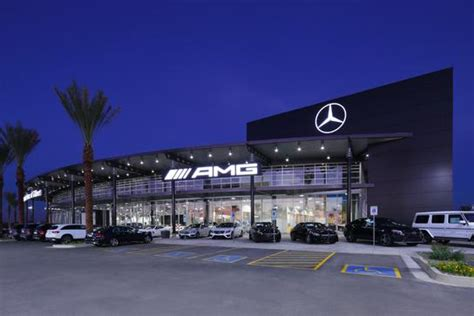 Mercedes Car Dealership by Mercedes Of Gilbert Car Dealership In Gilbert Az