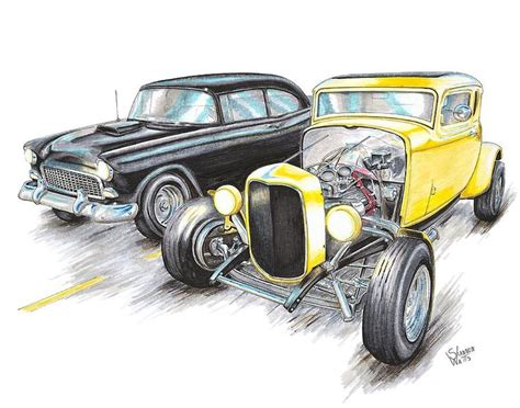 hot rods reddit 55 chevy gassers drag racing google search 55 chevy